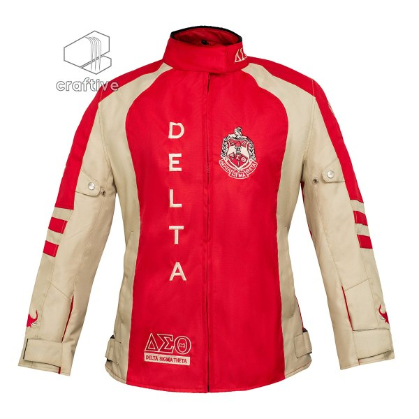 Delta Sigma Theta Crossing Jackets