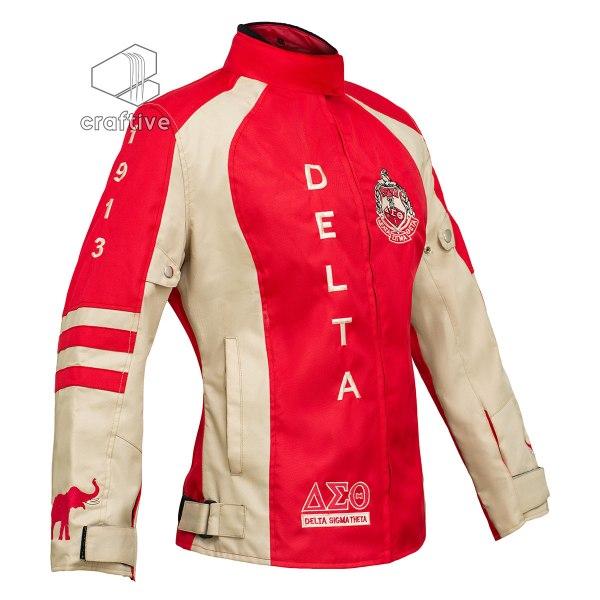 Delta Sigma Theta line jackets