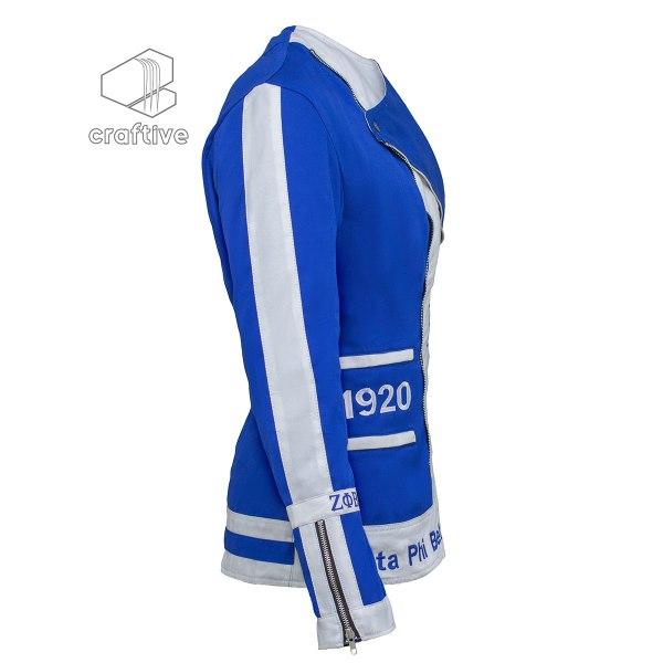 zeta phi beta jackets