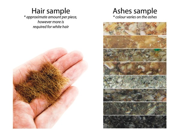 hair and ashes sample photoshop