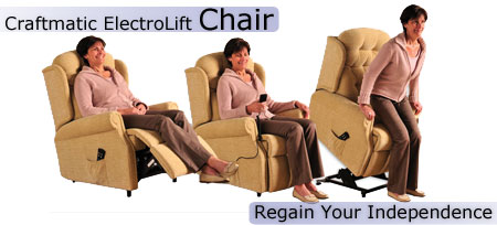 sit to stand chair lift erganomic office electric craftmatic electrolift riser recliner chairs regain your independence