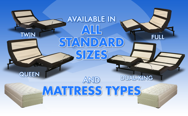 Craftmatic Beds  New Pillow Rest Adjustable Beds  to 50