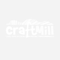 Plain Wooden Door Hanger Plaque with Knotted Rope