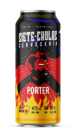 Siete Cholas Porter