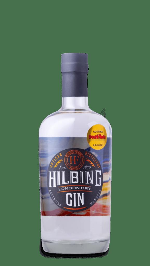 Hilbing Gin London Dry 750cc x1