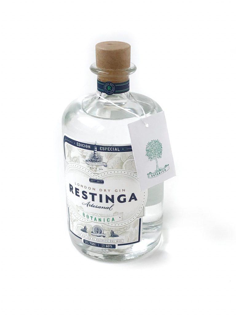 Restinga London Dry Gin Edición Botánica