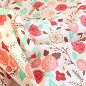 Moda Into the Woods Fabric Material