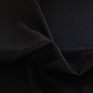 Bella Solids Black Fabric Material