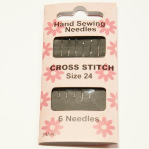 Craftngo cross stitch needles