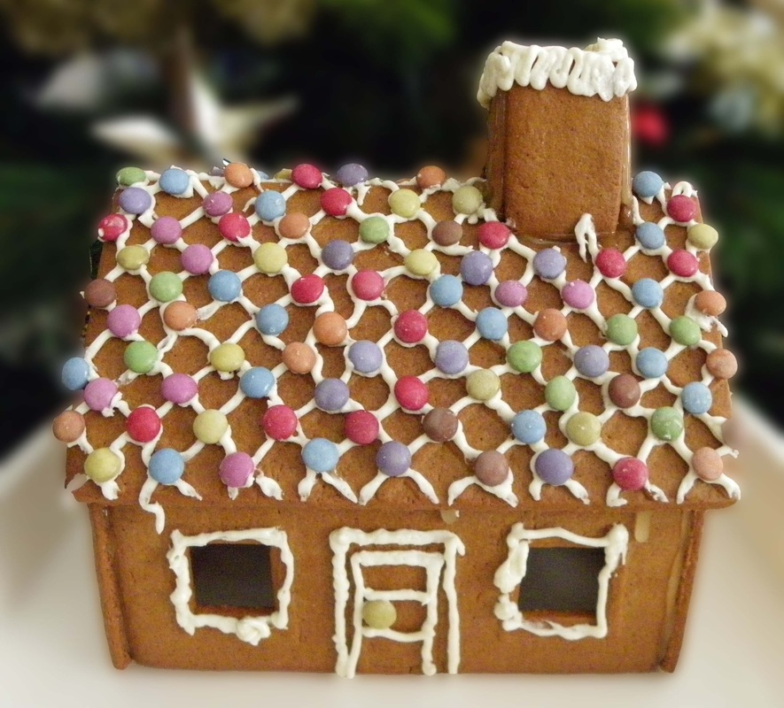 Decorate A Gingerbread House For Christmas Craft 'n' Home