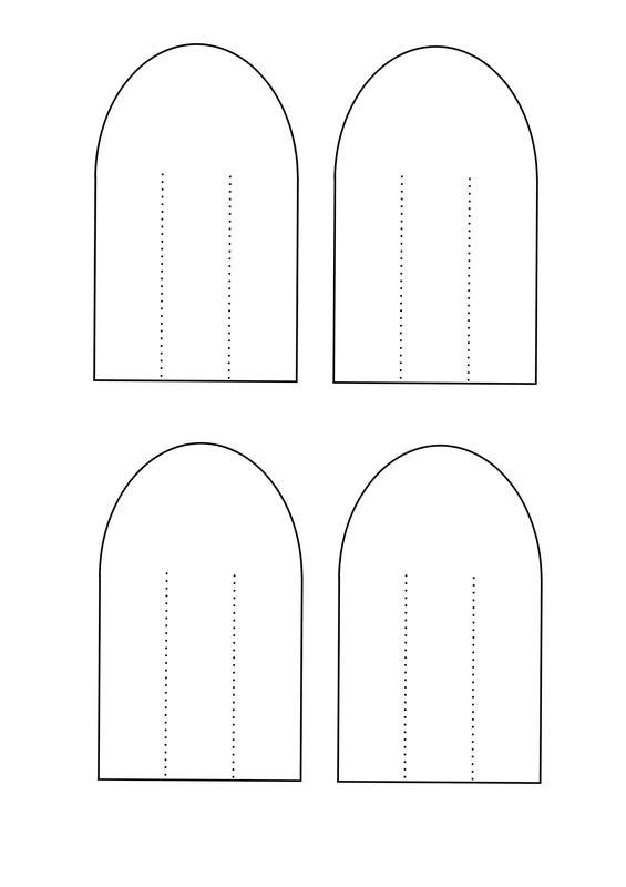 Free downloadable templates to make Woven Heart Cards