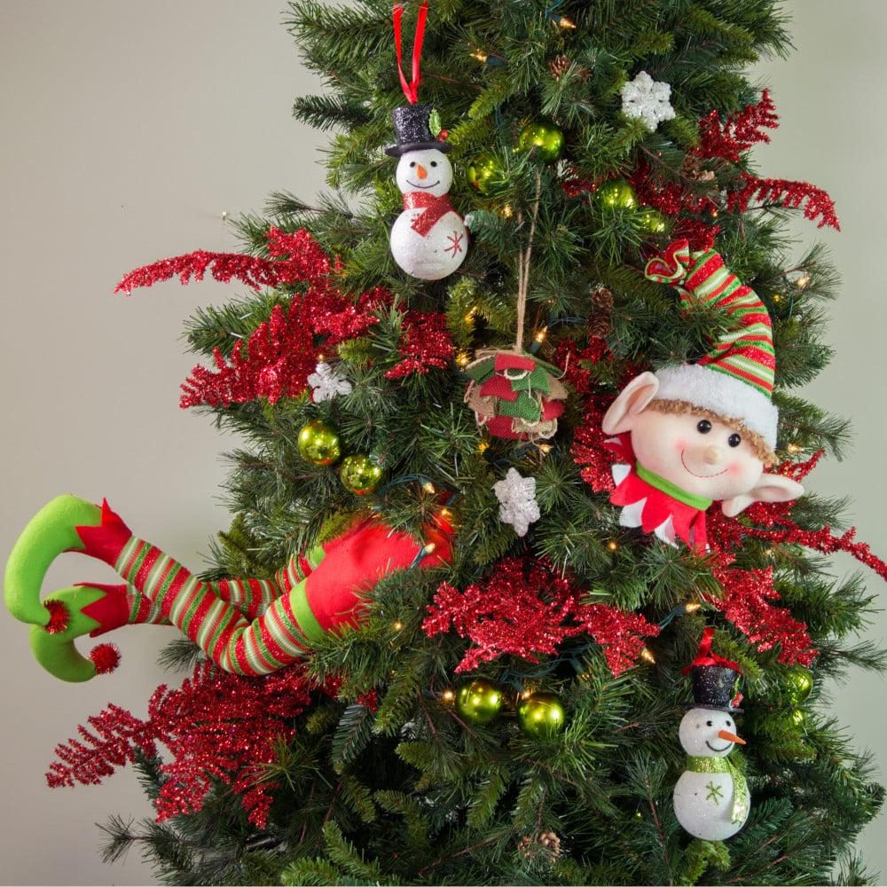 Jumbo Christmas Elf Decoration Xc6103 Craftoutlet Com