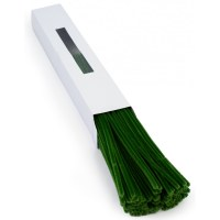 Pipe Cleaner Stems: Chenille Moss Green (100) [MA200130 ...