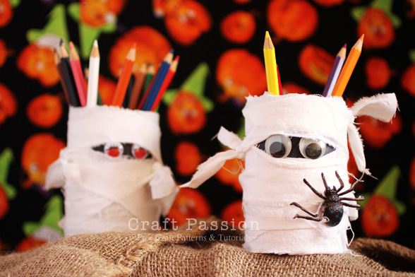 diy halloween craft