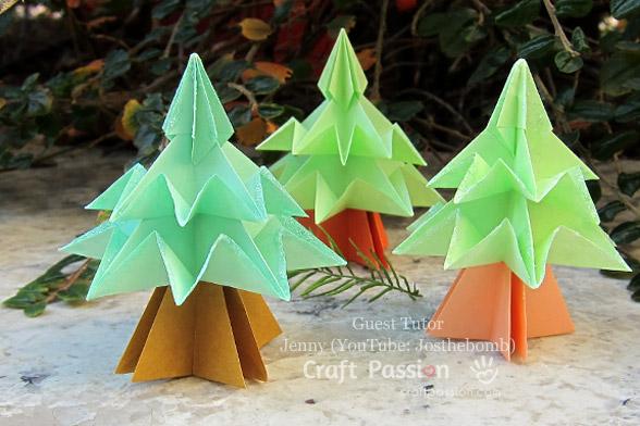 Free Origami Diagrams