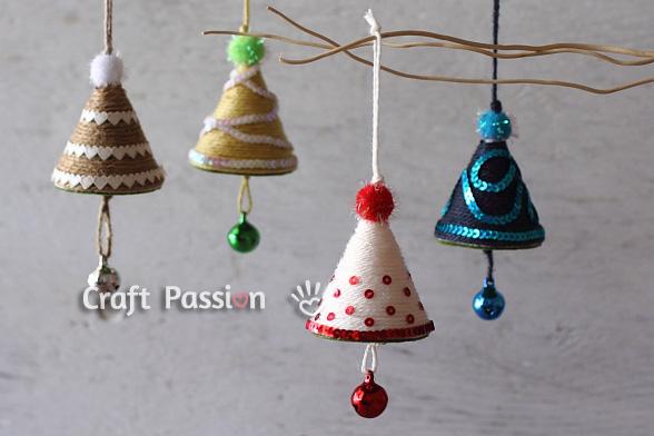 Diy Styrofoam Christmas Ornaments