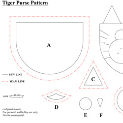 Leather Wallet Sewing Patterns