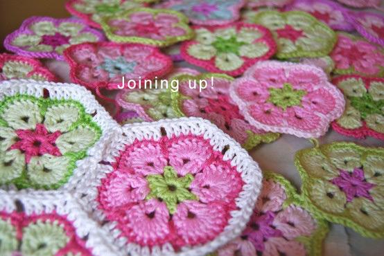 5 Petal Crochet Flower Pattern