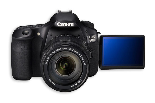 canon 60D body kit