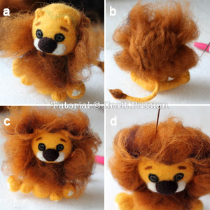 how-to-needle-felt-lion-14