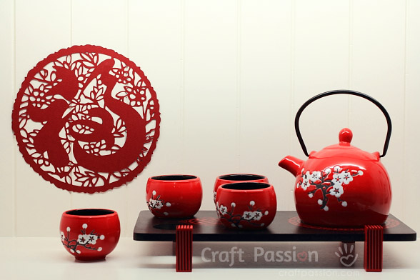 Chinese Paper Cutting FCM file