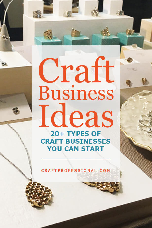 20 craft business ideas