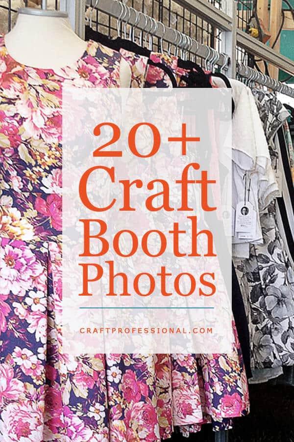 Vendor Booth Ideas With Photos