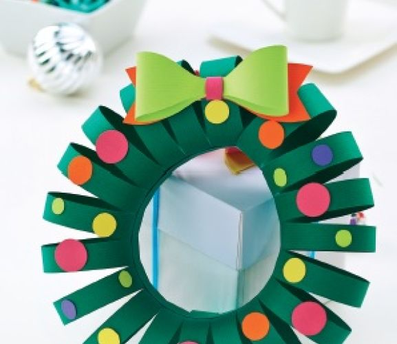 wreath template free # 62