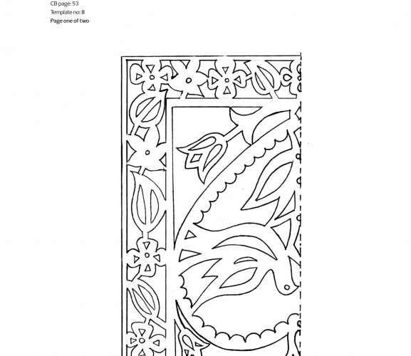 Use Ellen Kharade's Designs To Papercut Wedding Treats