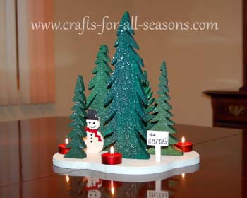 Christmas Wood Craft Ideas