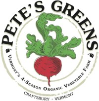 Pete's Greens - Vermont's 4-Season Organic Vegetable Farm