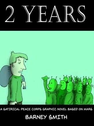 2-Years-Graphic-Novel-Barney-Smith-Vermont-author