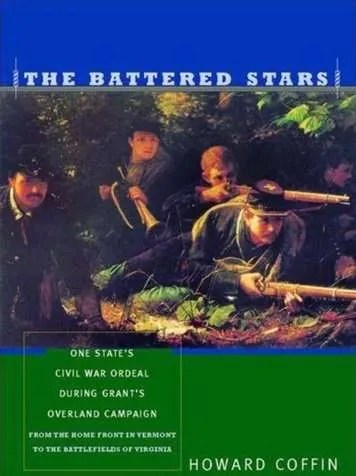 Battered-Stars-Civil-War-Howard-Coffin-Vermont-author