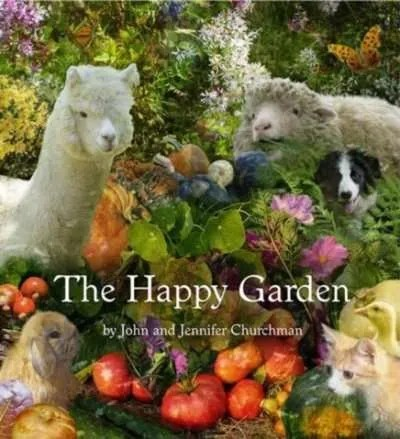 Happy-Garden-John-Jennifer-Churchman-Vermont-authors