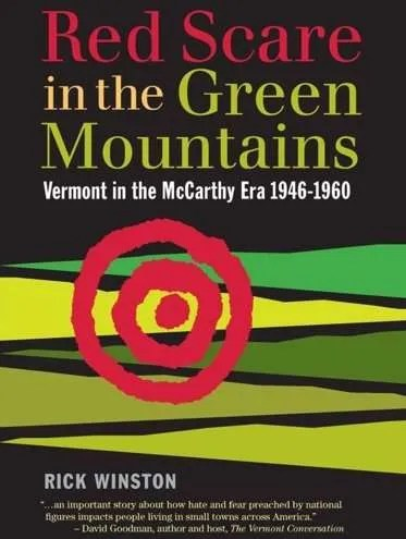 Red-Scare-Green-Mountains-Rick-Winston-Vermont-author