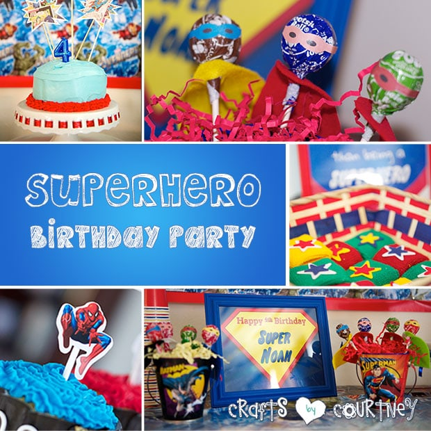 33 awesome birthday party