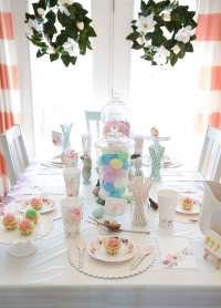 Easter Table Setting Ideas