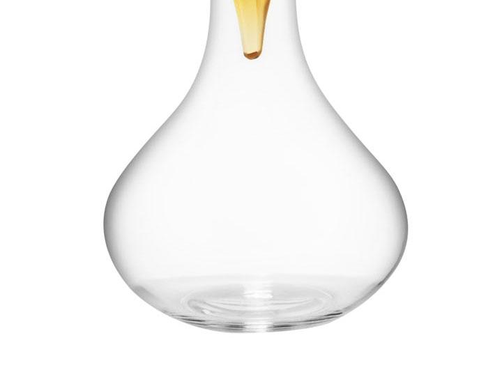 ラリック イヤーデカンタ 2014 オルキデ アンバー ( Lalique Orchidee Decanter - 2014 Vintage Edition )