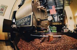 the san franciscan roaster, coffee roaster, coffee, roaster, black gold coffee roasters