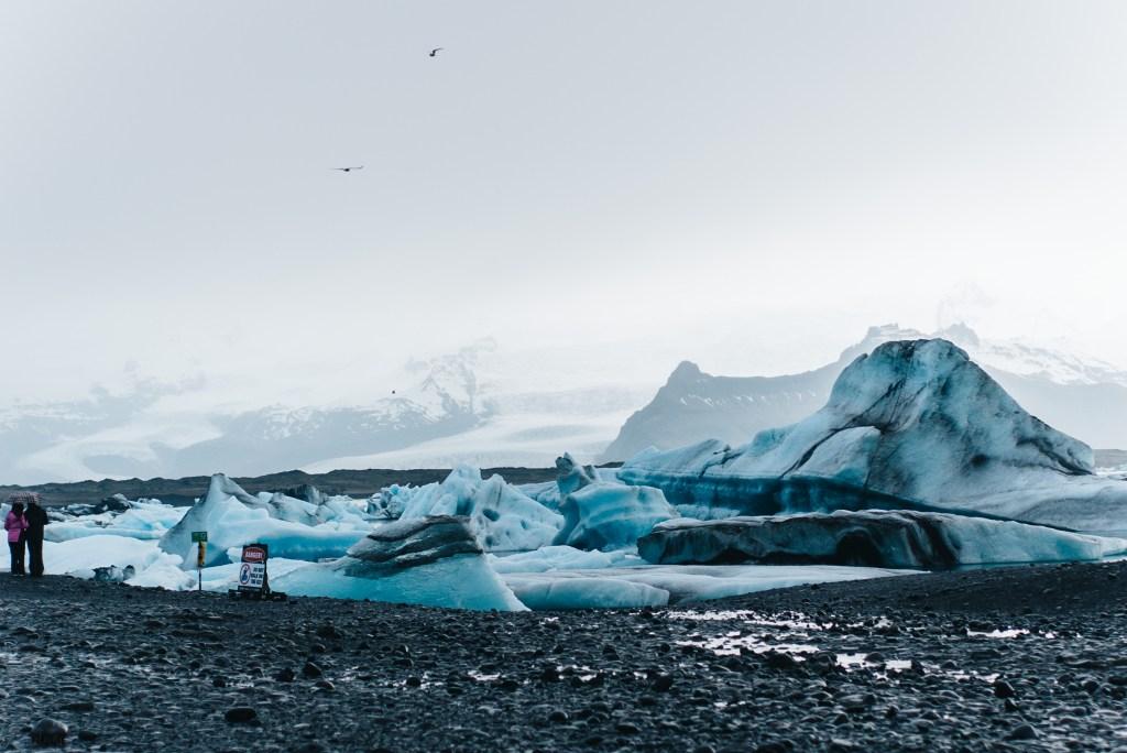 iceland, glaciers, travel