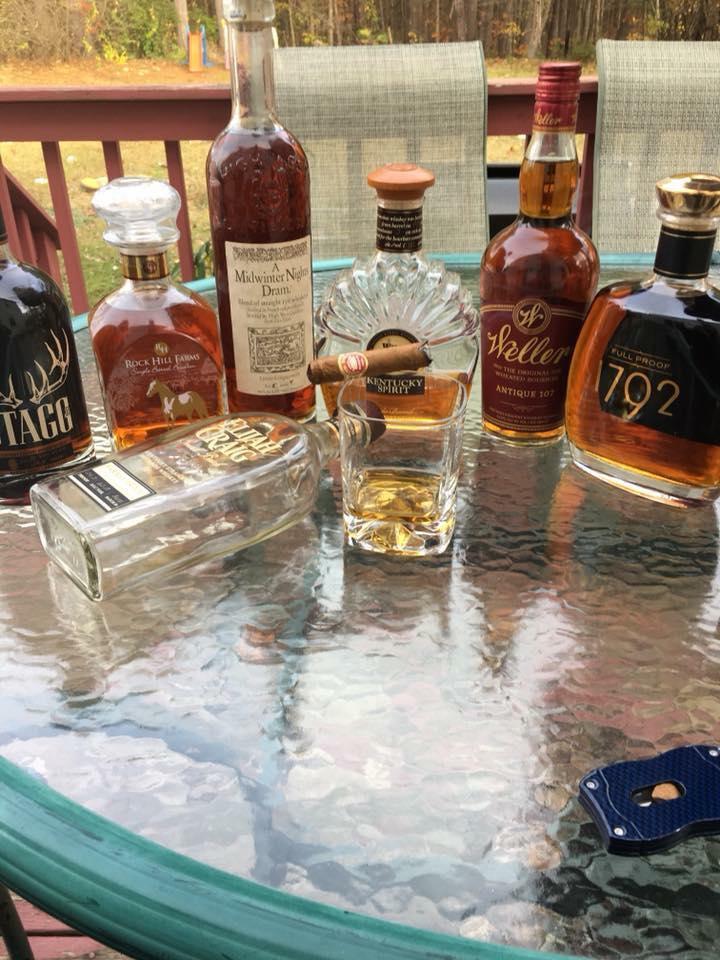 whiskey, bourbon, rye whiskey