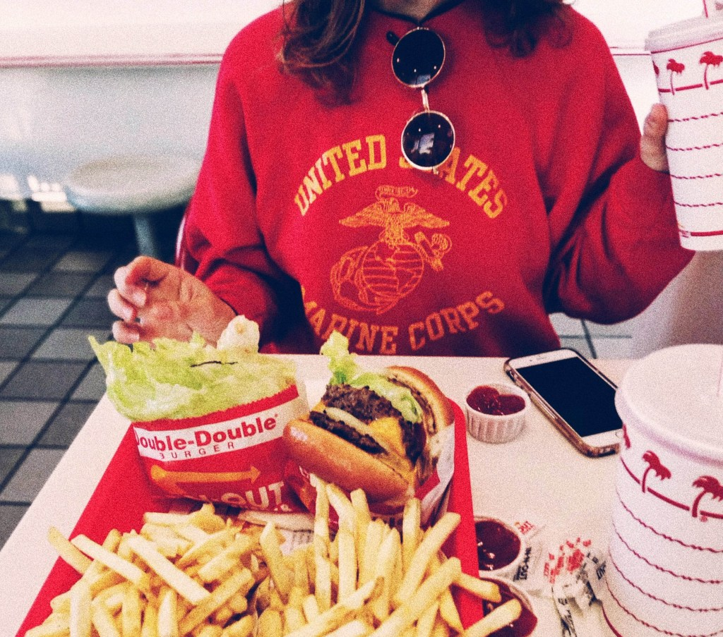 In & Out burger
