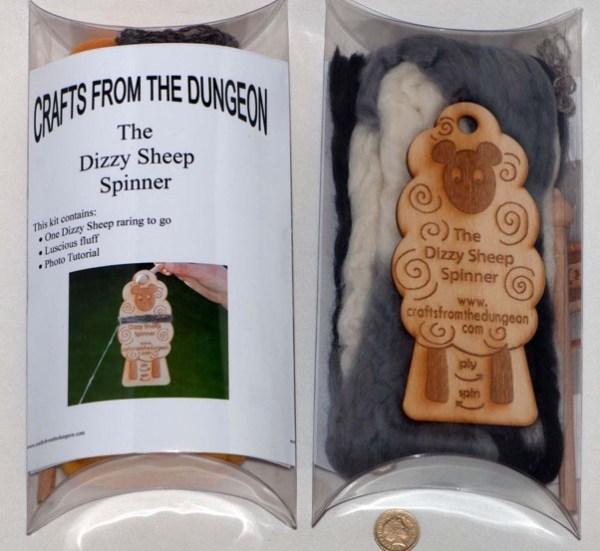 Dizzy Spinner Kit
