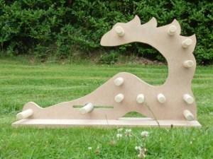Inkle loom - unpainted