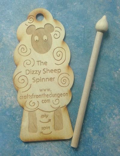 Dizzy Spinner - Naked