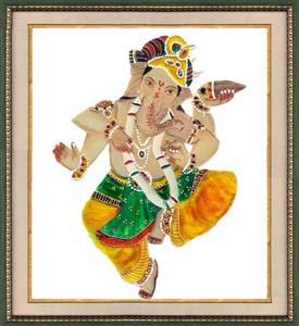 Diwali Glass Paintings Deepavali Paintings Glass