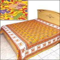 Oriental Bed Spread, Oriental Bedspread, Designer