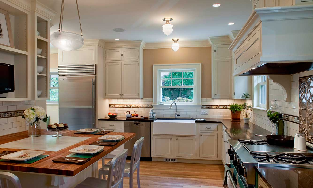 kitchen remodel contractors 50's table and chairs portland | craftsman design & renovation