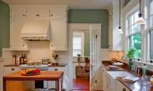 Craftsman Bungalow Kitchen Remodel