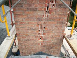 Craftsman Masonry Inc  Fireplace  Chimney Repair